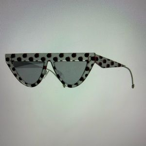 Fendi Defender FF0371/S28SDC Sunglasses